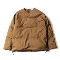 blurhms / BHS-F17FW14 Invisible Down Tee - Beige プルオーバーダウンT - ベージュ