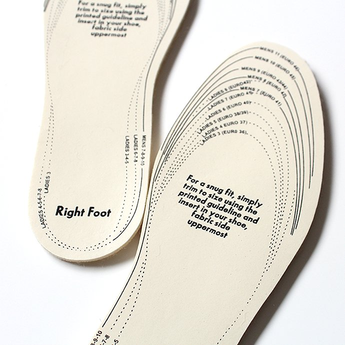 Other Brands Glencroft / One Size Wool Insoles グレンクロフト ウールインソール 02