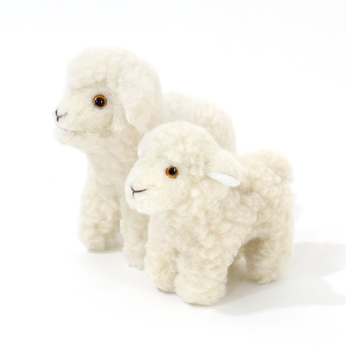 COLDBREAKER Sheep Midi ウールパイル ひつじぬいぐるみ M<img class='new_mark_img2' src='//img.shop-pro.jp/img/new/icons47.gif' style='border:none;display:inline;margin:0px;padding:0px;width:auto;' /> 02