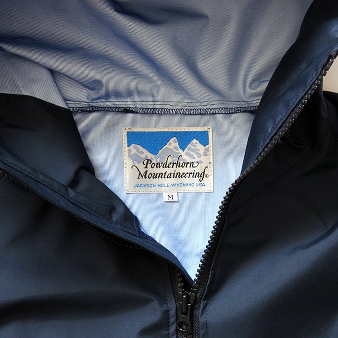Powderhorn Mountaineering Shelled Hood ナイロンハードシェルパーカー - 全2色<img class='new_mark_img2' src='//img.shop-pro.jp/img/new/icons47.gif' style='border:none;display:inline;margin:0px;padding:0px;width:auto;' /> 02