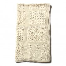 Blarney Woollen Mills(ブラーニー ウーレンミルズ) / Lace Patchwork Throw レースパッチワークスロー ひざ掛け<img class='new_mark_img2' src='//img.shop-pro.jp/img/new/icons47.gif' style='border:none;display:inline;margin:0px;padding:0px;width:auto;' />