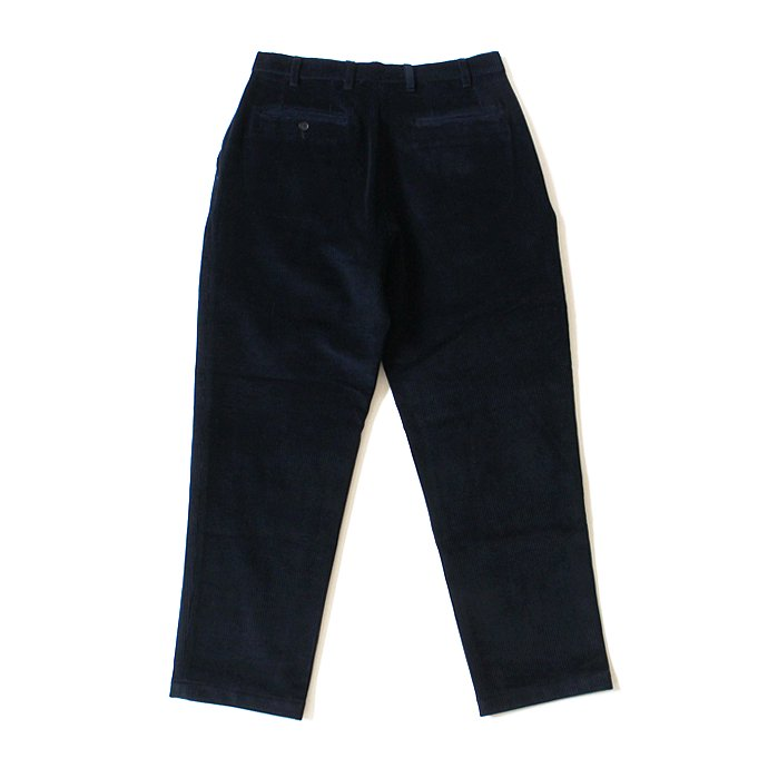 125807071 CEASTERS / 2 Pleats Corduroy Trousers ツータックコーデュロイパンツ - ネイビー<img class='new_mark_img2' src='//img.shop-pro.jp/img/new/icons47.gif' style='border:none;display:inline;margin:0px;padding:0px;width:auto;' /> 02