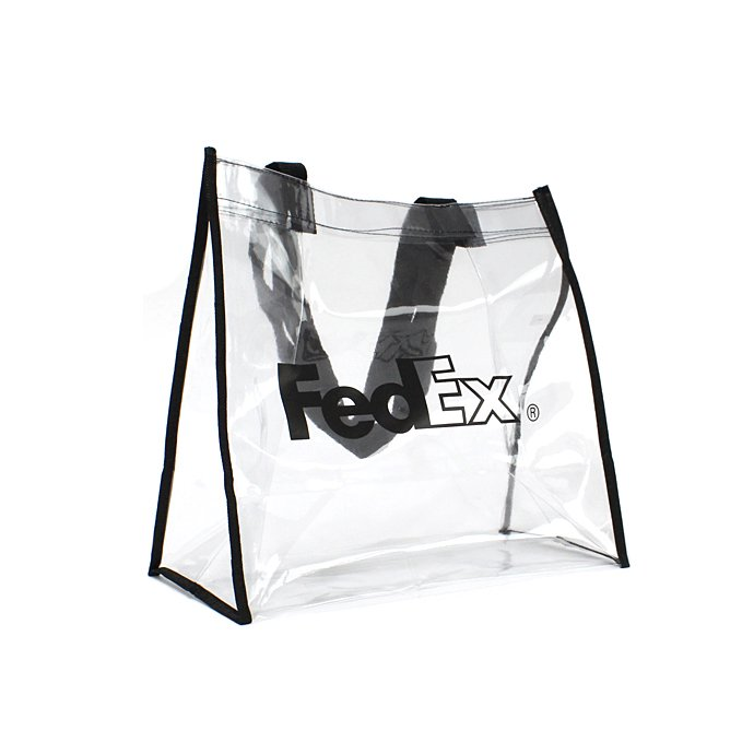 127416499 FedEx / Clear Vinyl Stadium Bag ビニールクリアバッグ<img class='new_mark_img2' src='//img.shop-pro.jp/img/new/icons47.gif' style='border:none;display:inline;margin:0px;padding:0px;width:auto;' /> 02
