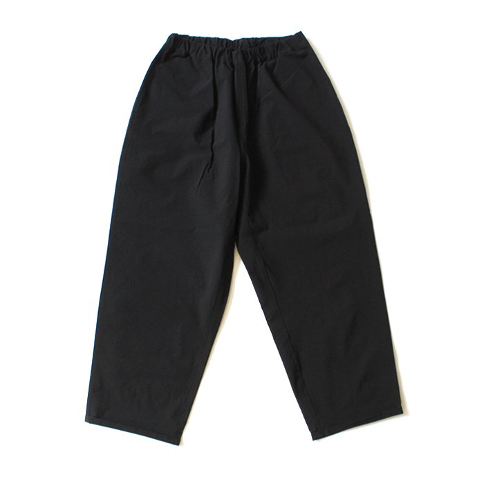 Powderhorn Mountaineering Mountain Easy Pants ストレッチナイロンイージーパンツ PH18SS-004 - Black 01