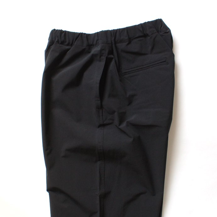 Powderhorn Mountaineering Mountain Easy Pants ストレッチナイロンイージーパンツ PH18SS-004 - Black 02