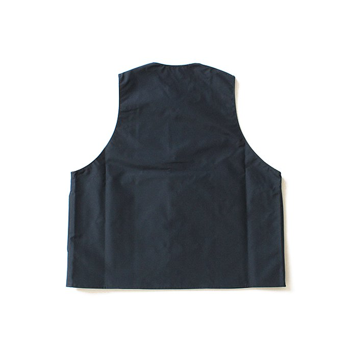 127891648 Powderhorn Mountaineering / Mountain Vest 3Lナイロンシェルベスト PH18SS-005 - Navy  02