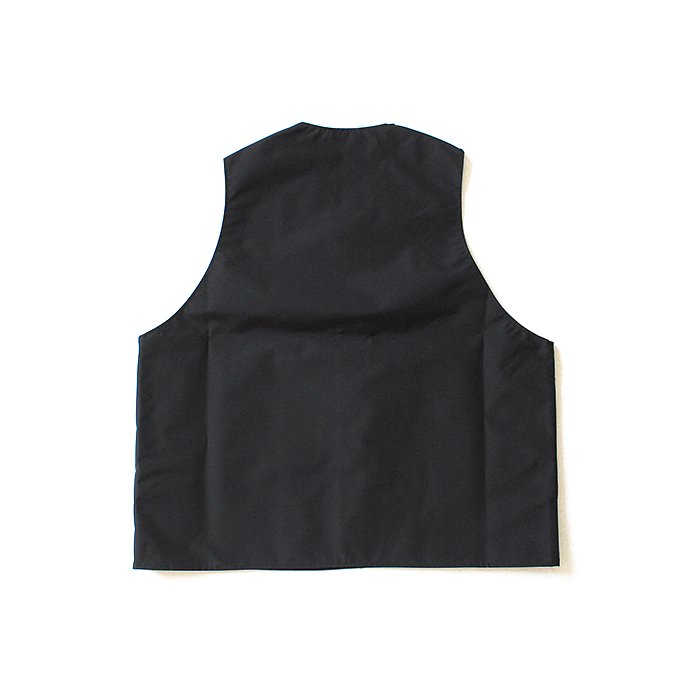 127891745 Powderhorn Mountaineering / Mountain Vest 3Lナイロンシェルベスト PH18SS-005 - Black 02
