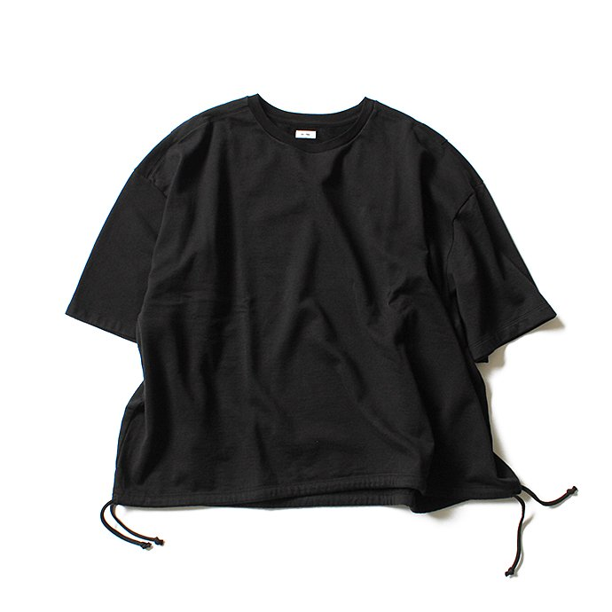 128495436 blurhms / French Terry Huge Tee BHS-18SS021 - Black<img class='new_mark_img2' src='//img.shop-pro.jp/img/new/icons47.gif' style='border:none;display:inline;margin:0px;padding:0px;width:auto;' /> 01