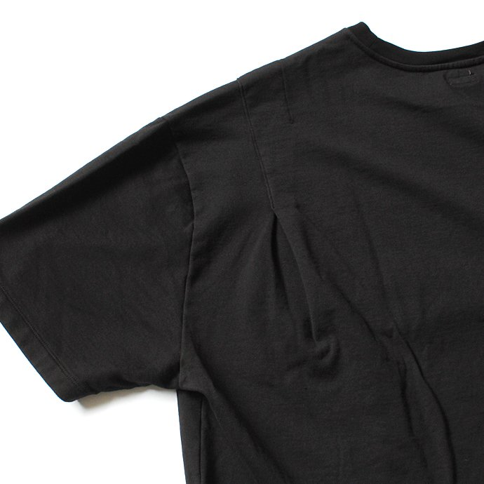 128495436 blurhms / French Terry Huge Tee BHS-18SS021 - Black<img class='new_mark_img2' src='//img.shop-pro.jp/img/new/icons47.gif' style='border:none;display:inline;margin:0px;padding:0px;width:auto;' /> 02