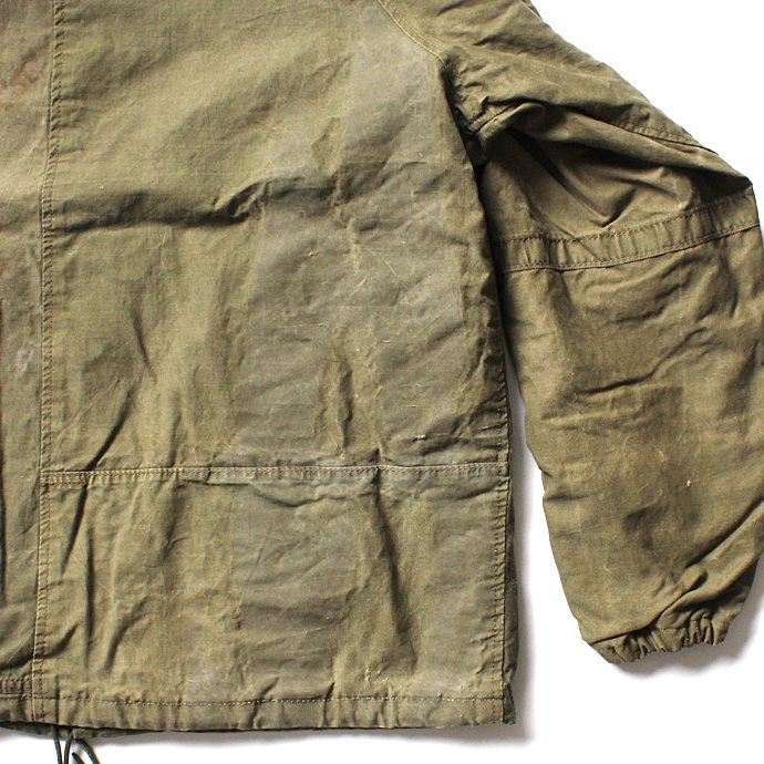 Hexico DEFORMER EX. U.S. ARMY TENT テント素材コーチジャケット - 01<img class='new_mark_img2' src='//img.shop-pro.jp/img/new/icons47.gif' style='border:none;display:inline;margin:0px;padding:0px;width:auto;' /> 02