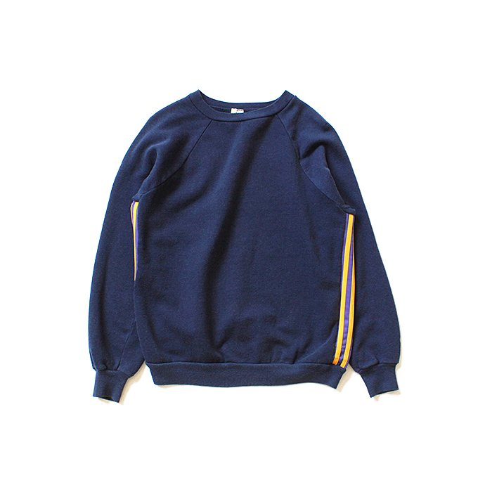 Hexico Deformer Ex. U.S. Sweat 3 Stripes - L リメイクスウェット Kmart 01