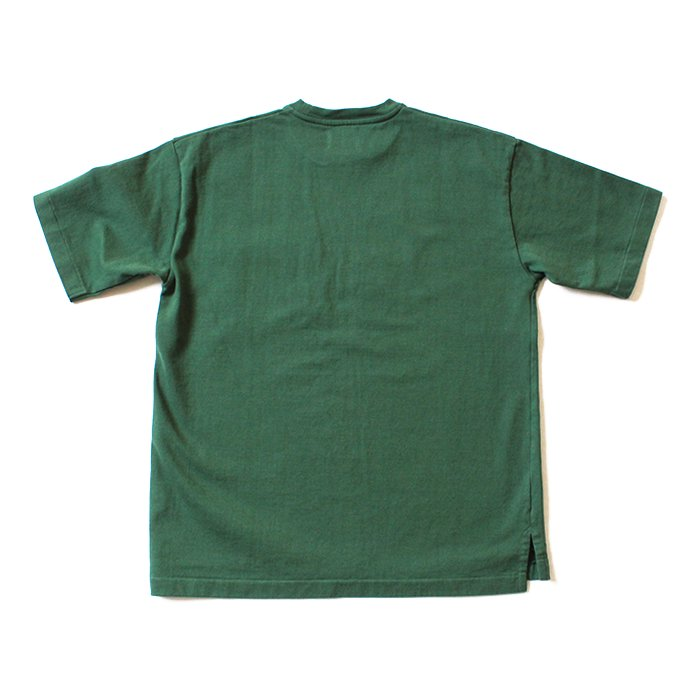 129322564 blurhms ROOTSTOCK / Heavyweight & Soft Loose Fit Pocket Tee BHS-RKSS17016 - Forest<img class='new_mark_img2' src='//img.shop-pro.jp/img/new/icons47.gif' style='border:none;display:inline;margin:0px;padding:0px;width:auto;' /> 02