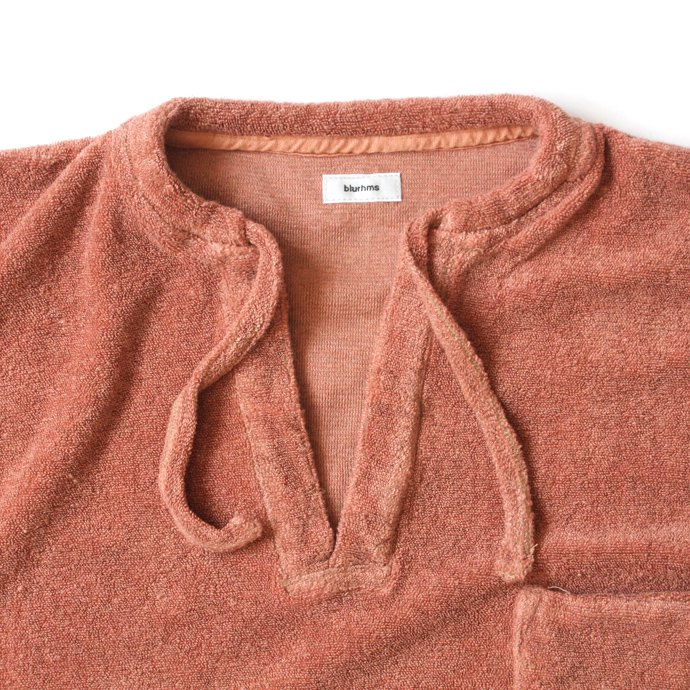 129361672 blurhms / Linen Pile Skipper BHS-18SS020 - Ash Pink<img class='new_mark_img2' src='//img.shop-pro.jp/img/new/icons47.gif' style='border:none;display:inline;margin:0px;padding:0px;width:auto;' /> 02