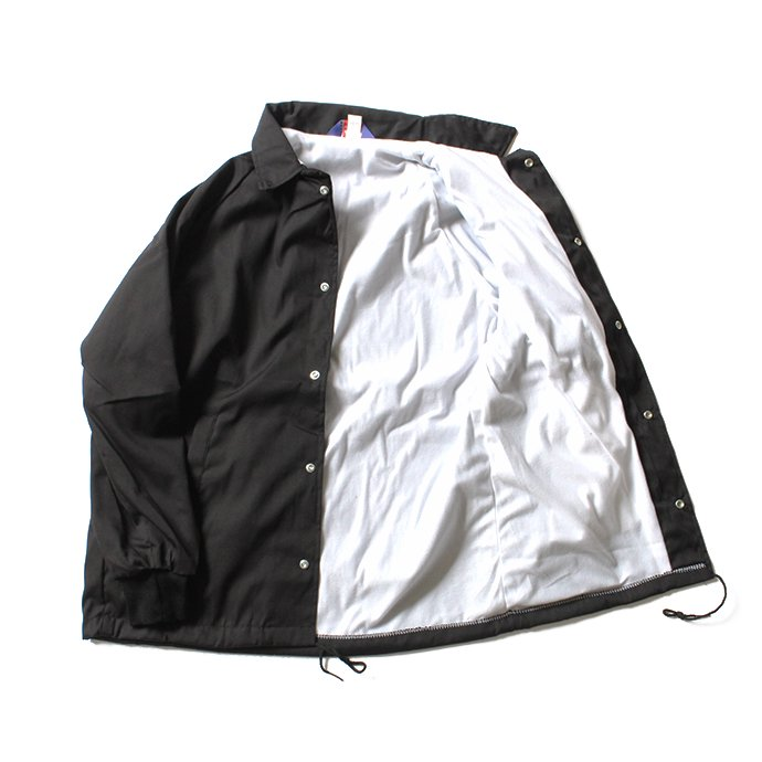 129551383 ASW Jackets / ポプリン コーチジャケット - Black<img class='new_mark_img2' src='//img.shop-pro.jp/img/new/icons47.gif' style='border:none;display:inline;margin:0px;padding:0px;width:auto;' /> 02