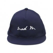 Trad Marks / trad m. Signature Logo Cap - Navy シグネチャーロゴキャップ ネイビー<img class='new_mark_img2' src='//img.shop-pro.jp/img/new/icons47.gif' style='border:none;display:inline;margin:0px;padding:0px;width:auto;' />
