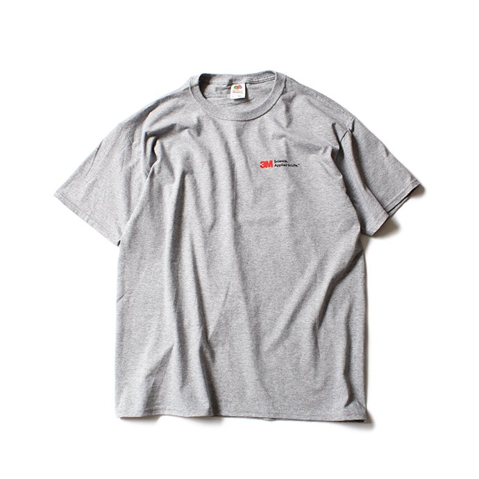 Other Brands 3M / Basic T-Shirt スリーエム ロゴTシャツ 01