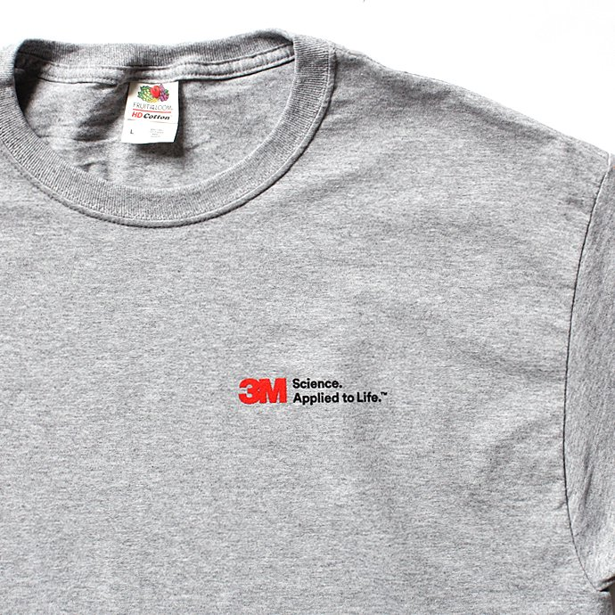 Other Brands 3M / Basic T-Shirt スリーエム ロゴTシャツ 02