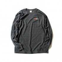 Other Brands 3M / Cotton Long Sleeve T-Shirt スリーエム ロゴ長袖Tシャツ