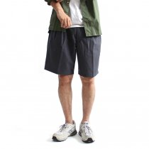 CEASTERS 2P Summer Wool Easy Shorts 2タックサマーウールショーツ - L.Grey
