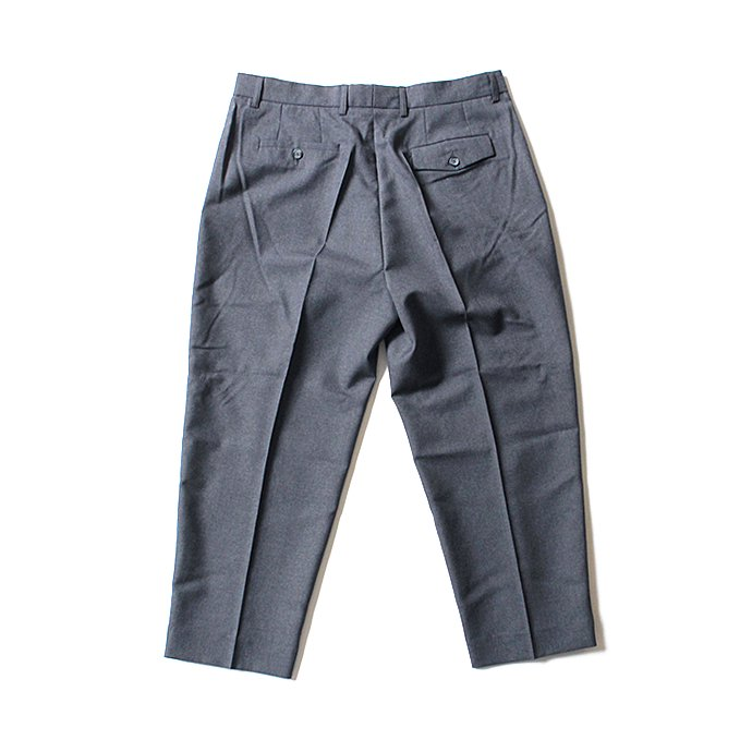 131248219 CEASTERS / 1P Summer Wool Easy Trousers 1タックサマーウールパンツ - L.Grey<img class='new_mark_img2' src='//img.shop-pro.jp/img/new/icons47.gif' style='border:none;display:inline;margin:0px;padding:0px;width:auto;' /> 02