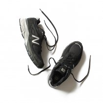 New Balance / M990v4 ブラック M990IB4 Made in the USA<img class='new_mark_img2' src='//img.shop-pro.jp/img/new/icons47.gif' style='border:none;display:inline;margin:0px;padding:0px;width:auto;' />