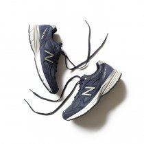 New Balance / M990v4 ネイビー M990IN4 Made in the USA