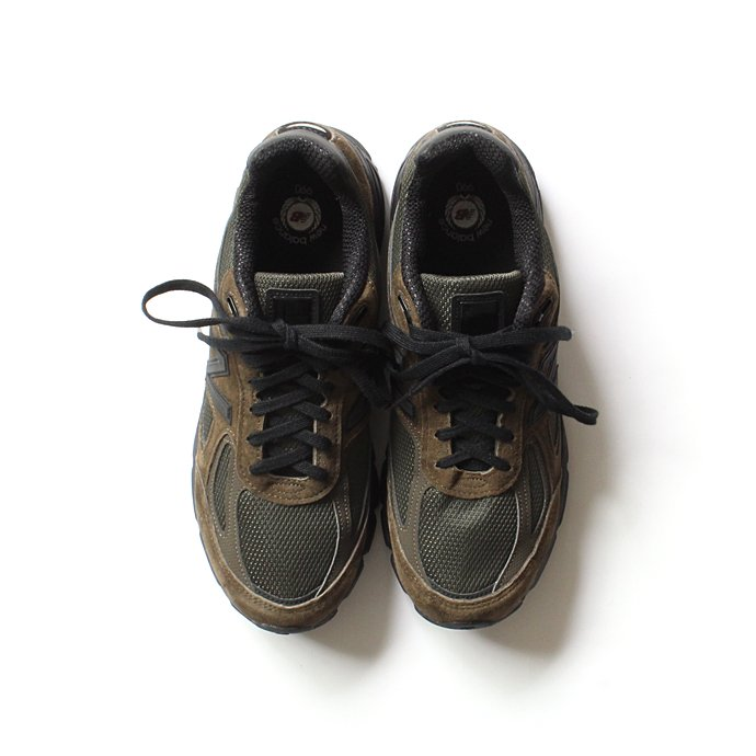131880088 New Balance / M990v4 ミリタリーグリーン M990MG4 Made in the USA 02