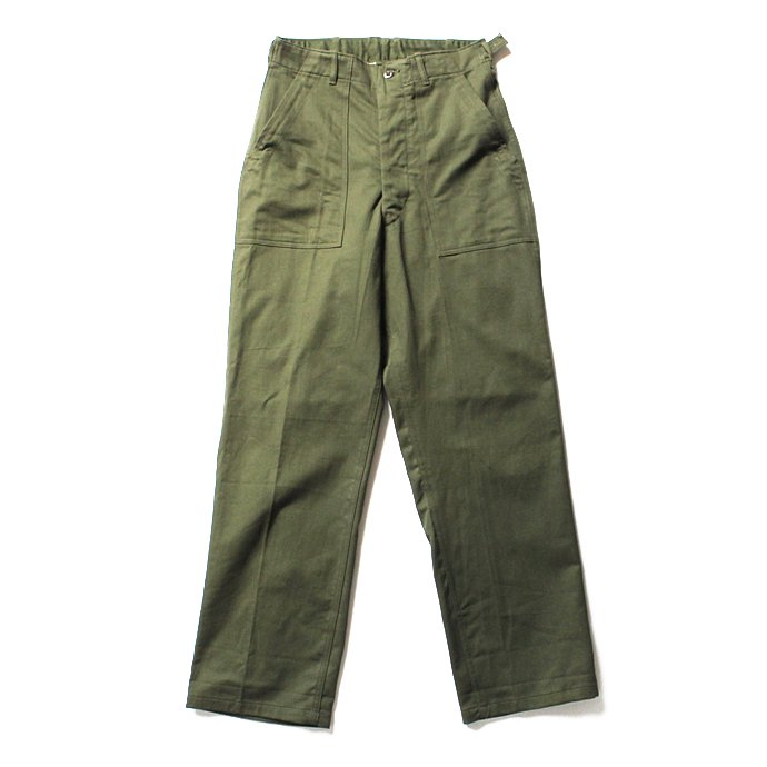 133099820 U.S. ARMY / 60s Utility Pants ユーティリティーパンツ タブ付き S-L<img class='new_mark_img2' src='//img.shop-pro.jp/img/new/icons47.gif' style='border:none;display:inline;margin:0px;padding:0px;width:auto;' /> 01