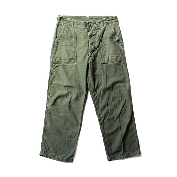 133100299 U.S. ARMY / 70s Utility Pants ユーティリティーパンツ 32x29<img class='new_mark_img2' src='//img.shop-pro.jp/img/new/icons47.gif' style='border:none;display:inline;margin:0px;padding:0px;width:auto;' /> 01
