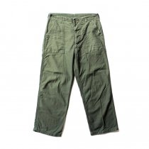 U.S. ARMY / 70s Utility Pants ユーティリティーパンツ 32x29<img class='new_mark_img2' src='//img.shop-pro.jp/img/new/icons47.gif' style='border:none;display:inline;margin:0px;padding:0px;width:auto;' />