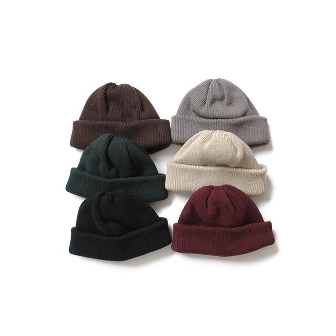 crepuscule / knit cap 2 ニットキャップ 1803-014