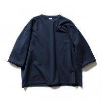 blurhms / High Density Sweat Cut-Off P/O BHS-18AW022 - Navy