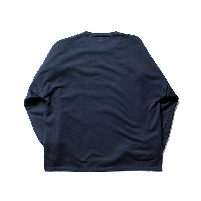 135104725 blurhms / High Density Sweat Layer Sleeve P/O BHS-18AW023 - Navy 02