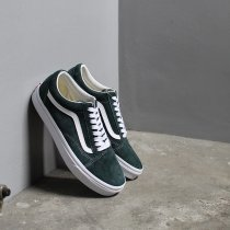 VANS / Pig Suede Old Skool - Darkest Spruce ヴァンズ スウェードオールドスクール VN0A38G1U5J<img class='new_mark_img2' src='//img.shop-pro.jp/img/new/icons47.gif' style='border:none;display:inline;margin:0px;padding:0px;width:auto;' />