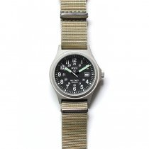 MWC(ミリタリーウォッチカンパニー) / Genuine G10 Watch G10BH12/24SS - シルバー<img class='new_mark_img2' src='//img.shop-pro.jp/img/new/icons47.gif' style='border:none;display:inline;margin:0px;padding:0px;width:auto;' />