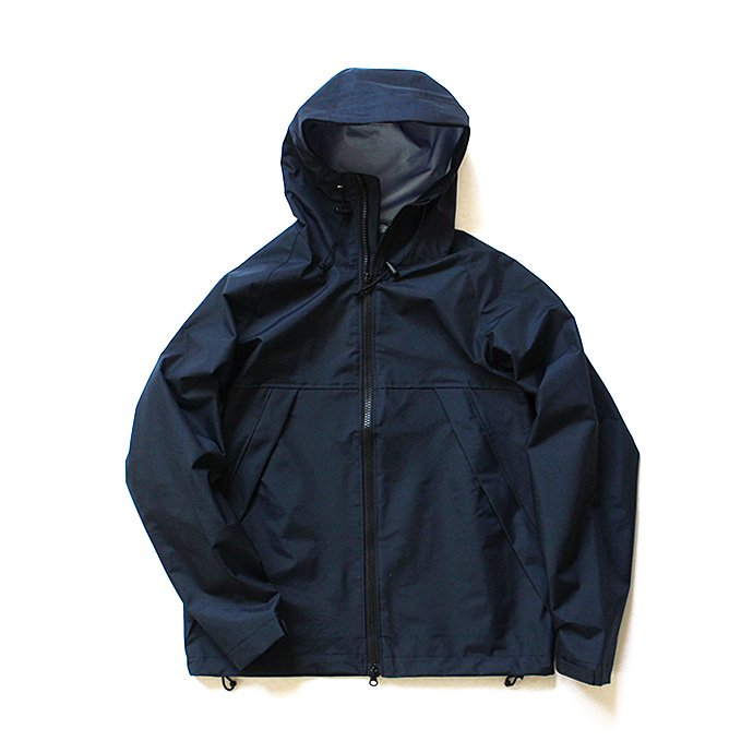 135572560 Powderhorn Mountaineering / M. Hoody 3Lナイロン シェルマウンテンパーカー PH19SS-001 - Navy<img class='new_mark_img2' src='//img.shop-pro.jp/img/new/icons47.gif' style='border:none;display:inline;margin:0px;padding:0px;width:auto;' /> 01