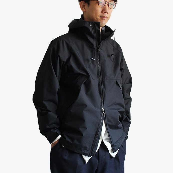 135572560 Powderhorn Mountaineering / M. Hoody 3Lナイロン シェルマウンテンパーカー PH19SS-001 - Navy<img class='new_mark_img2' src='//img.shop-pro.jp/img/new/icons47.gif' style='border:none;display:inline;margin:0px;padding:0px;width:auto;' /> 02