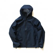 Powderhorn Mountaineering / M. Hoody ナイロンハードシェルパーカー PH18AW-001 - Navy