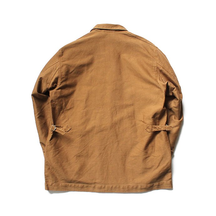 135744957 blurhms / Extra Heavy Cotton Moleskin Jacket BHS-18AW011 - Coyote 02