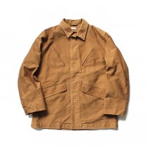 blurhms / Extra Heavy Cotton Moleskin Jacket BHS-18AW011 - Coyote