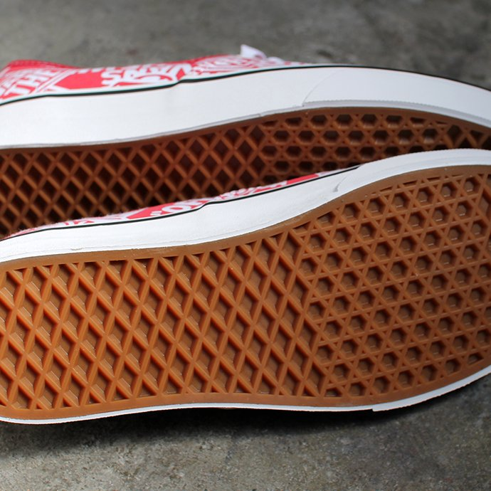 136126920 VANS / OTW Repeat Authentic ヴァンズ オーセンティック Red/True White VN0A38EMUKL 02