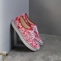 VANS / OTW Repeat Authentic ヴァンズ オーセンティック Red/True White VN0A38EMUKL