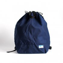Powderhorn Mountaineering / P.H. DS Pack ドローストリングバックパック PHB-003 - Navy
