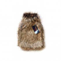 TWEEDMILL / フェイクファー湯たんぽ Faux Fur Hot Water Bottle - ブラウン<img class='new_mark_img2' src='//img.shop-pro.jp/img/new/icons47.gif' style='border:none;display:inline;margin:0px;padding:0px;width:auto;' />