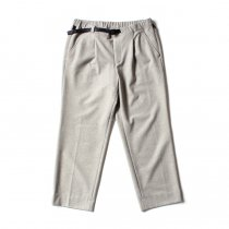 O-(オー)/ 19W-09 EASY TROUSERS イージートラウザーズ - Gray Herringbone
