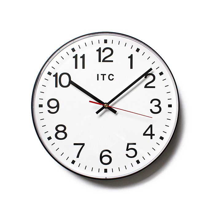 137733924 ULINE / Traditional Wall Clock - 12 トラディショナルウォールクロック(掛時計)<img class='new_mark_img2' src='//img.shop-pro.jp/img/new/icons47.gif' style='border:none;display:inline;margin:0px;padding:0px;width:auto;' /> 01