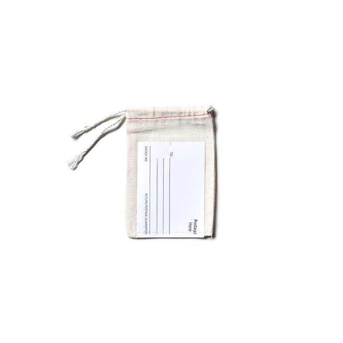 137803976 ULINE / Cloth Mailing Bag with Tag - 3 x 5 クロスメーリングバッグ<img class='new_mark_img2' src='//img.shop-pro.jp/img/new/icons47.gif' style='border:none;display:inline;margin:0px;padding:0px;width:auto;' /> 01