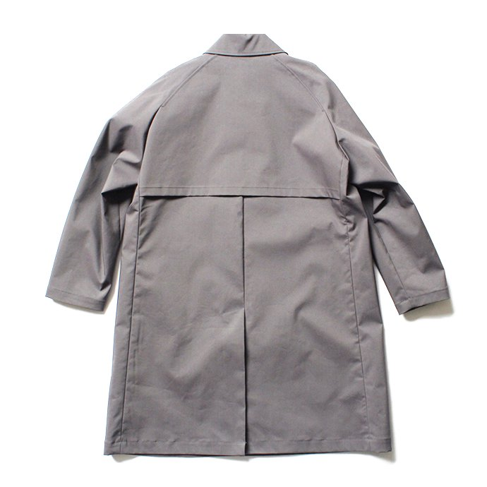 138568829 STILL BY HAND / CO0384 ボンディング素材 ステンカラーコート - Grey<img class='new_mark_img2' src='//img.shop-pro.jp/img/new/icons20.gif' style='border:none;display:inline;margin:0px;padding:0px;width:auto;' /> 02