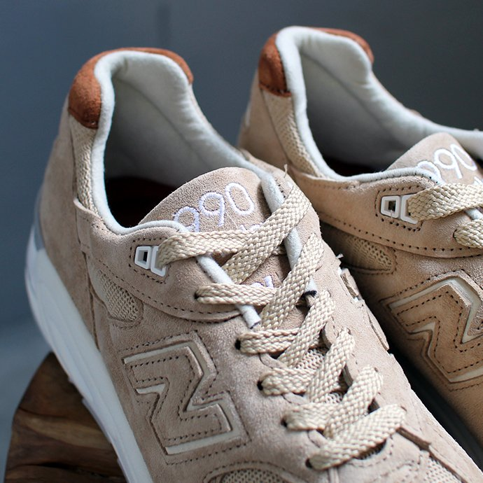 139634115 New Balance / M990v2 タン M990TN2 Made in the USA 02