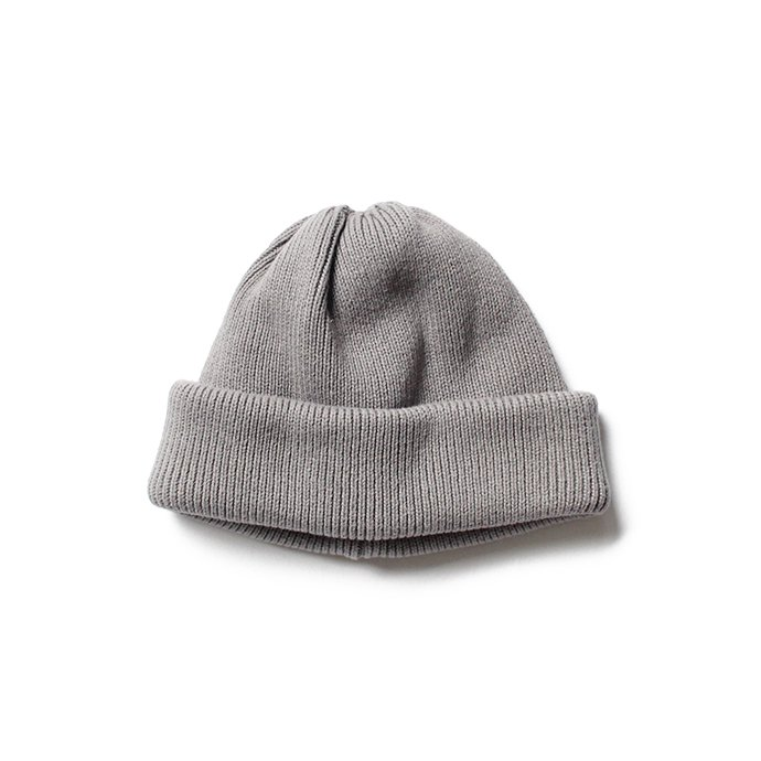 140041523 crepuscule / knit cap 2 1901-009 Gray ニットキャップ グレー 01